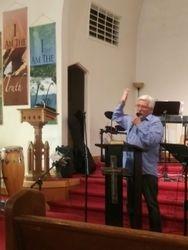 Pastor Greg Miller