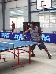 B-Division player Sheran Murillo