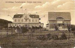 Turisthotellet Kullen 1913