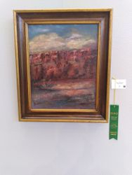 Painting Honorable Mention - Margo Swena
