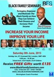 Black Family Seminars