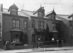 Grove Lane, Handsworth.