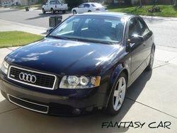 Jessie B.----2002 Audi A4 Quattro