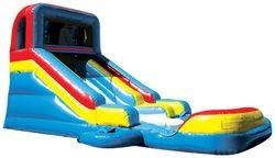 15 1/2' Slide N' Splash water Slide $180.00+ tax
