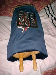 Torah Covered with Breast Plate