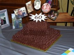 60th Chocolate