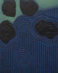 Whirlpool, Acrylic, 16x20, Original Available