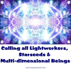 Calling Lightworkers