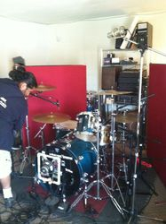 Mic'ing the drums