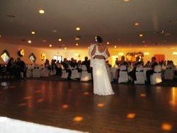 Bride & grooms 1st dance