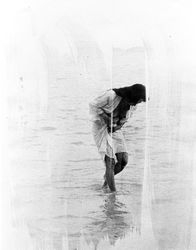 A woman in the Ocean ( uni no onna ) II