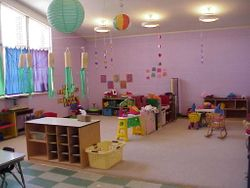 2 1/2 & 3 Year old classroom