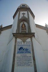 Church in Povoa de Varzim
