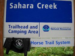 Sahara Creek 2009