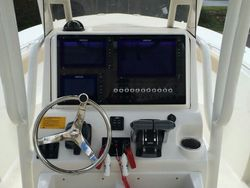 Keywest Simrad Install w Switch Panel Relocate
