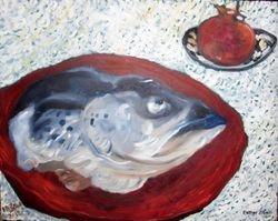 Rosh Hashana Fish Head
