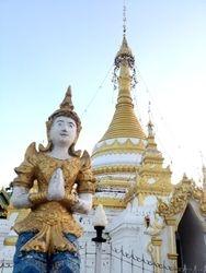 Maehongson Temple