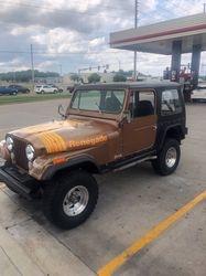 34.79 CJ7 Jeep