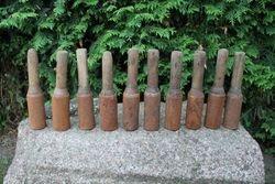 Mokyklines granatos. Kaina po 13