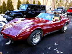 30. 77 Corvette