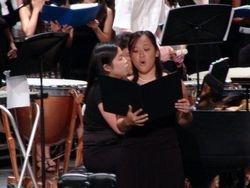 Soprano Soloist, Orff's Carmina Burana
