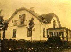 Julia Lundgrens konditori 1924