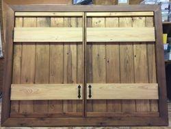 A Custom TV cabinet