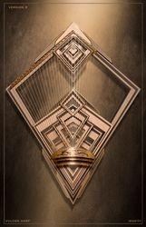 Vulcan Harp #3