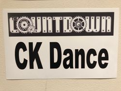 CK Dance Team at Countdown Dance Competition