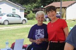 Betty Sullins & Brenda Rapp West