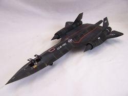 SR-71 Big Tail