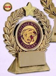 Academic Award Sample-Many Available including Medallions and Plaques