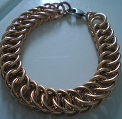 Bronze 'Persian' Bracelet
