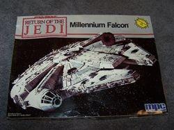 Star Wars - Mellinium Falcon