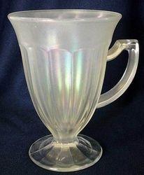 Chesterfield#600 lemonade mug in white
