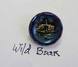 Wild Boar button
