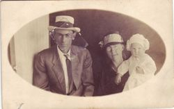 Verbal Bishop, Aunt Price, Helen 1920's
