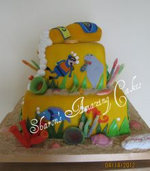 CAKE 38A1 -Love the Sea & a Carib