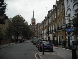 Argyle Street today