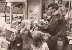 Peter Wood Ice Cream Duty
