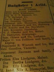 Hotell Ungfeldt 1913