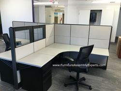 office cubicle installation service in laurel MD