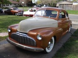 20.48 Chevrolet Stylemaster Coupe