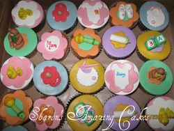 CC18 -Baby Shower Cupcakes 3