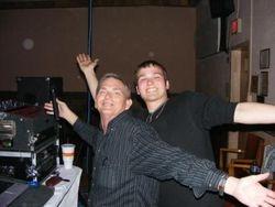 DJ Derek and DJ Leonard Acting Up For Camera