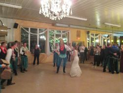 Hawaiian Bag Dance - My wedding dance game,