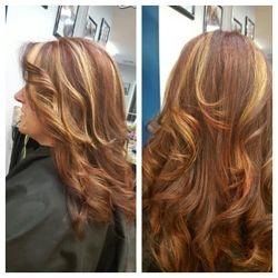 Hair by Michelle B