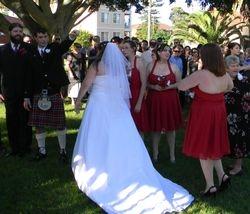 Gemma & Cameron's Wedding