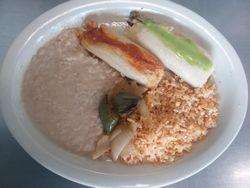 Tamal plate