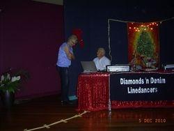 Shirley Barnes and Jim